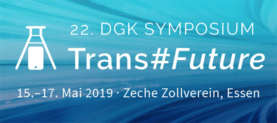 "22nd DGK Symposium ""Trans#Future"""