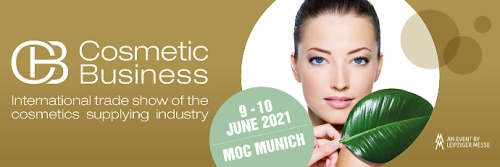 CosmeticBusiness 2021 - Postponed