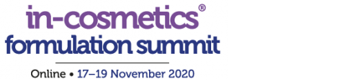 in-cosmetics Formulation Summit 2020