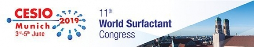 CESIO 11th World Surfactant Congres