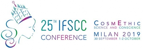 25th IFSCC Conference 2019