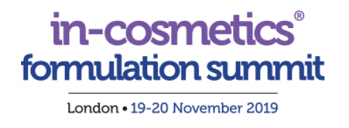 in-cosmetics Formulation Summit